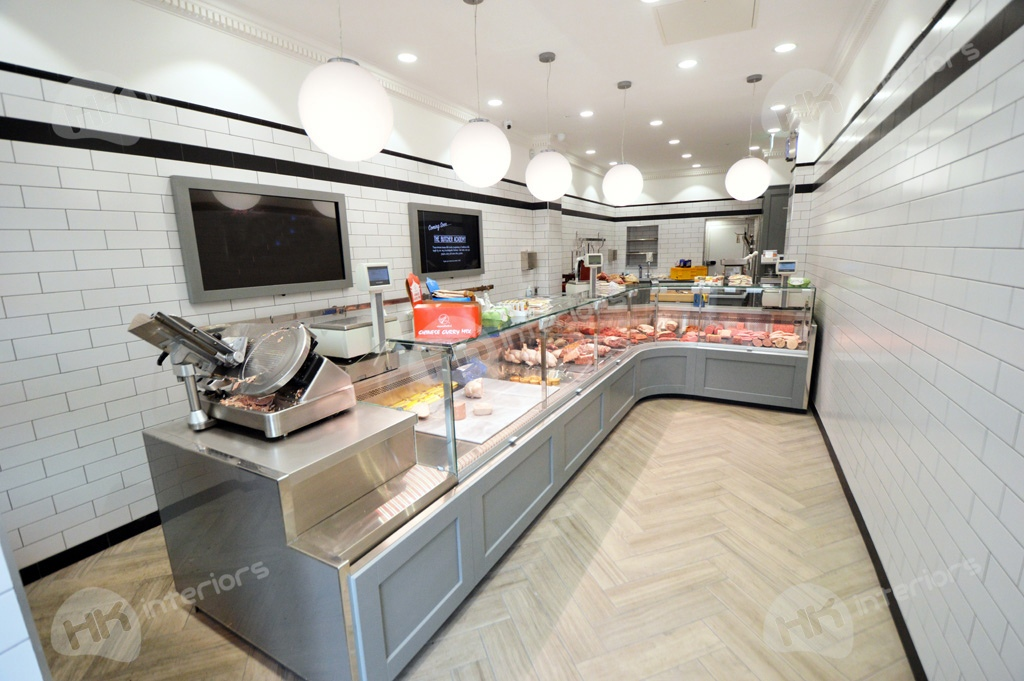 Hk Interiors News Events Glasgow Butchers Opens With Fresh New