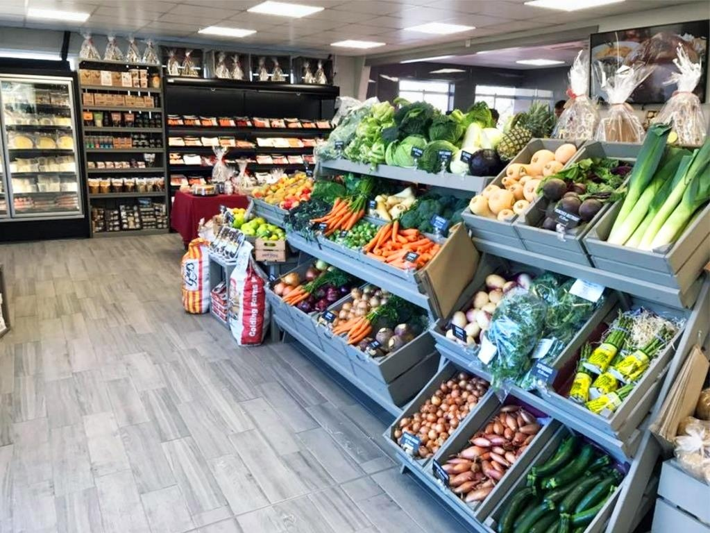 Haywards Farm Shop Refit 1