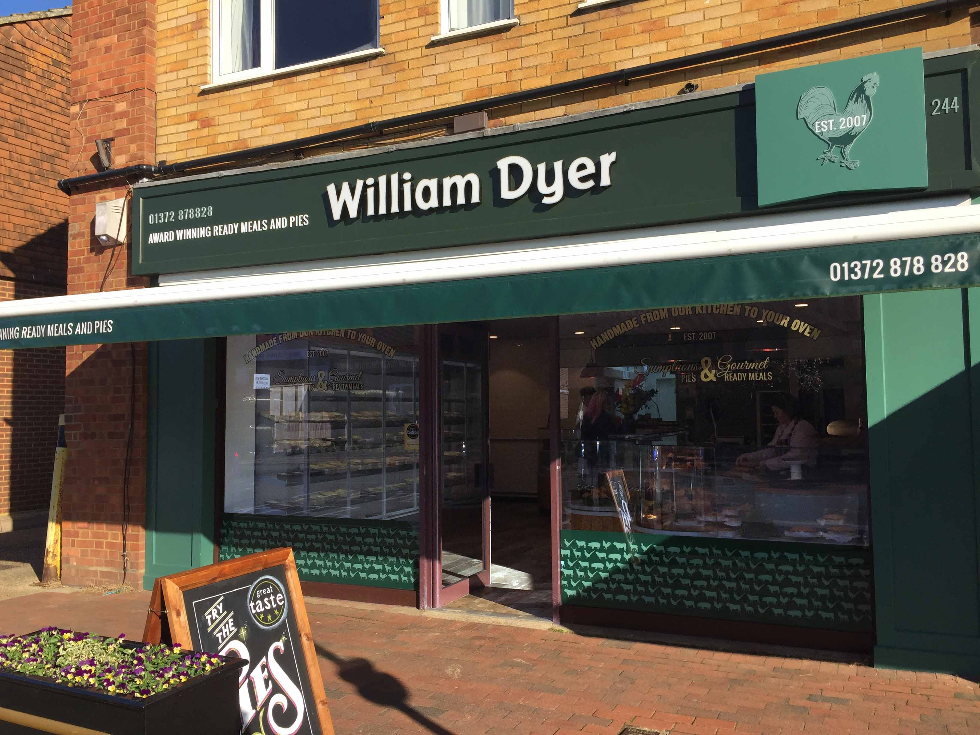 William Dyer Butchers 1