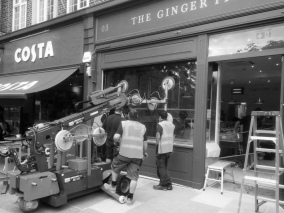 Ginger Pig Butchers Refit, London (4)