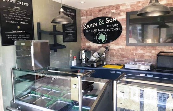 Dewsbury Butchers Refit