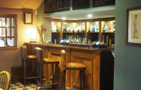 New Inn Bar Refit 2