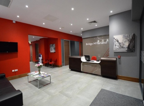 Office Refit Lincoln