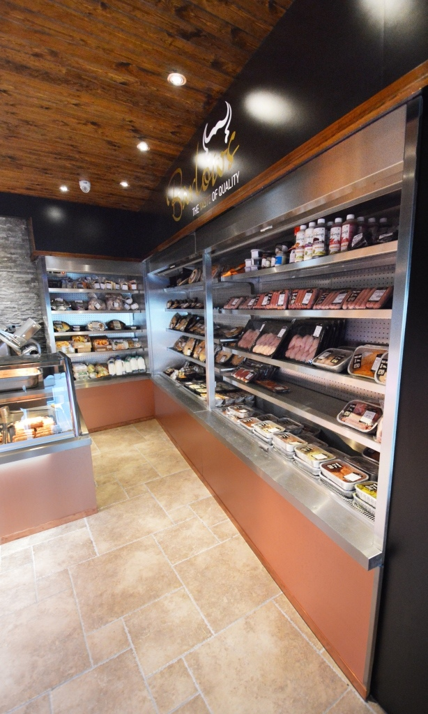Food Retail Butchers Shop Counters And Refrigeration Hk