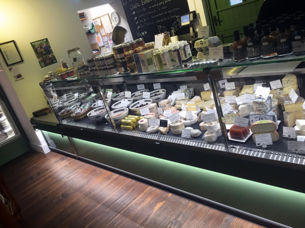 Deli Serve Over Counters