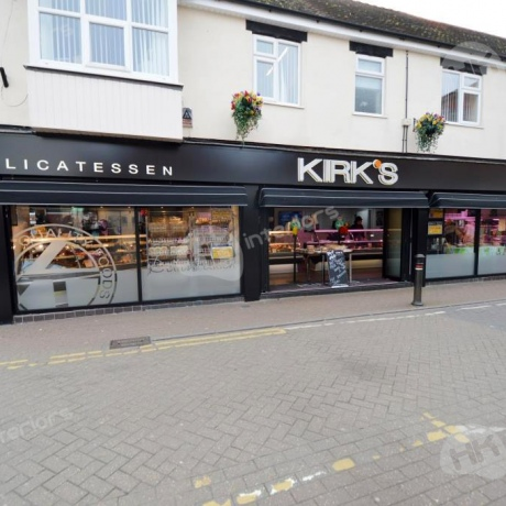 Kirks, Skegness - AFTER