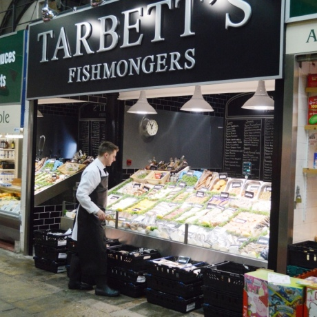 Tarbetts, Leeds Market - AFTER