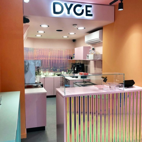 DYCE Serving Counter