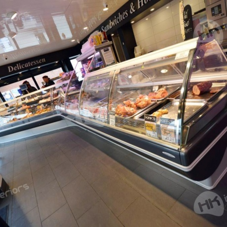 Kirks Food Skegness Internal View