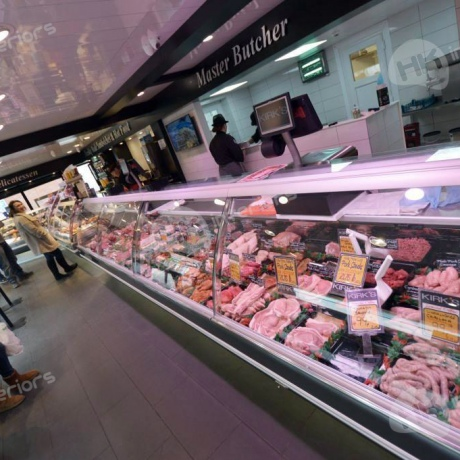 Kirks Food Skegness Counters