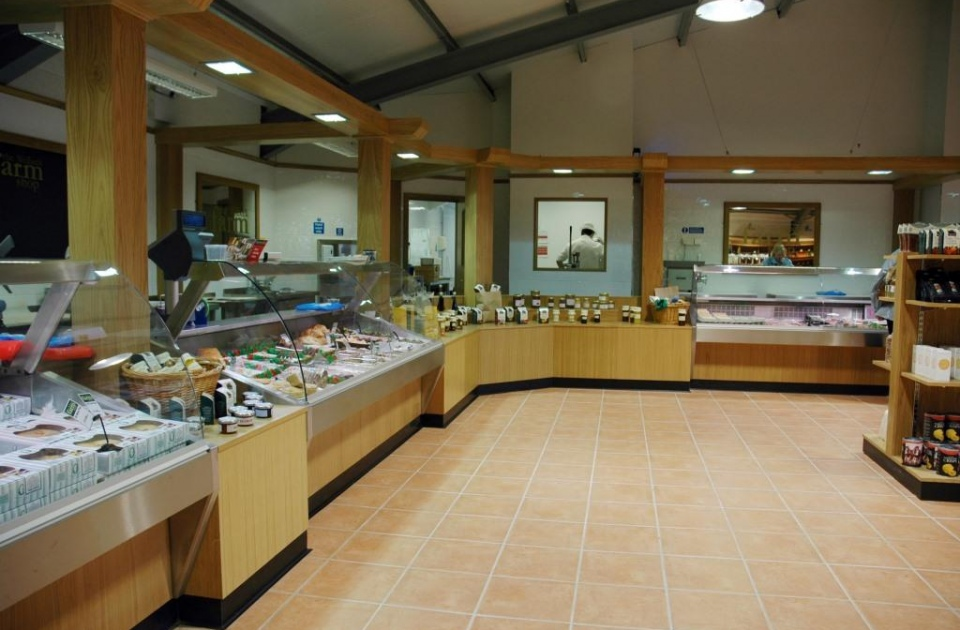 Welbeck Farm Shop 2