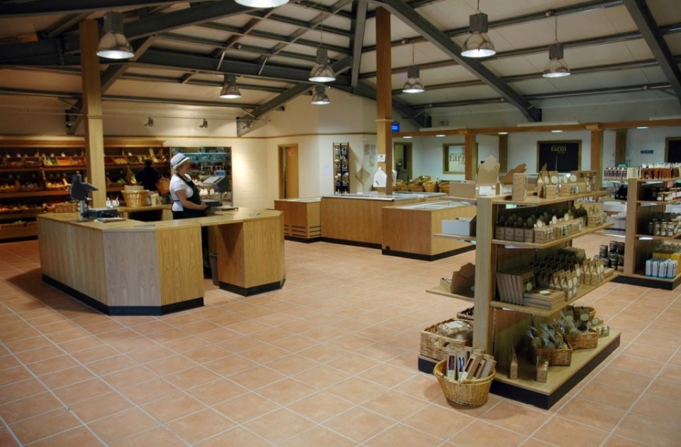 Welbeck Farm Shop 3