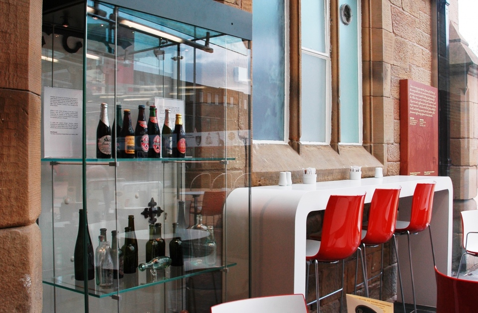 We Can Transform Entire Premises Or Design And Supply Cutting Edge Bespoke Units Such As Bars Seating Feature Bulkheads Servery