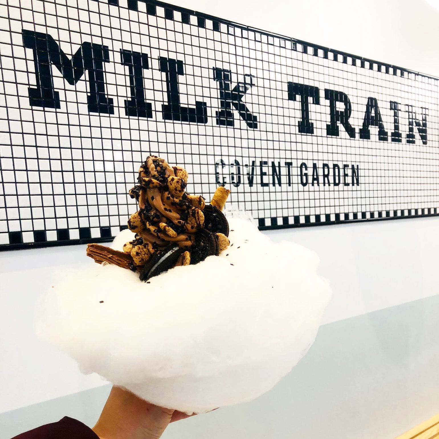 Milk Train Ice Cream
