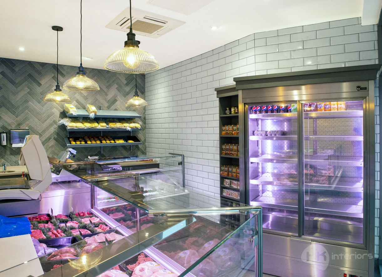 Woods Butchers Counter 3